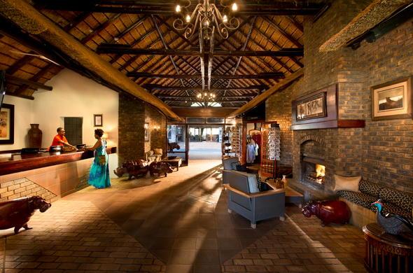 Images Of Sun City Safari Lodges Bakubung Bush Lodge