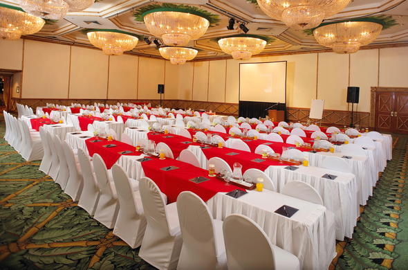 Sun City Coference Venue Baobab Room.