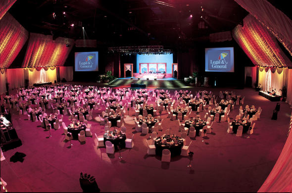 Sun City Superbowl Conference Venue.