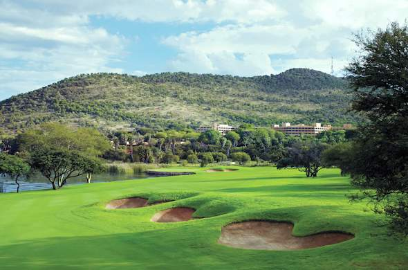 Gary Player Golf Course at Sun City.