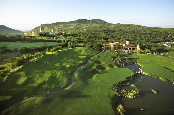 The Lost City Country Club Golf Course at Sun City.
